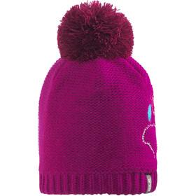 Jack Wolfskin Paw Knit Headwear Children pink